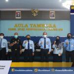 Rapat Rutin Perwakilan Kementerian Keuangan dan Bincang Perkembangan Kebijakan Fiskal di Aula Tambora