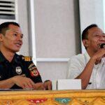 Sosialisasi Pembangunan Gedung Baru Kantor Pengawasan dan Pelayanan Bea dan Cukai Tipe Madya Pabean C Mataram.
