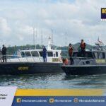 Patroli Gabungan bersama Polisi Air (Polair) Polda NTB