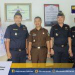 Kunjungan Bea Cukai ke Kantor Kejaksaan Negeri Mataram