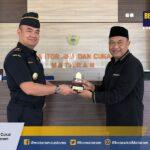 Kunjungan Wakil Ketua DPRD Lombok Timur dalam rangka membahas strategi membangun Kawasan Industri Hasil Tembakau (KIHT)