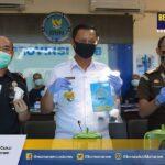 Bea Cukai Hadiri Pemusnahan Barang Bukti Narkoba di Kantor BNN NTB