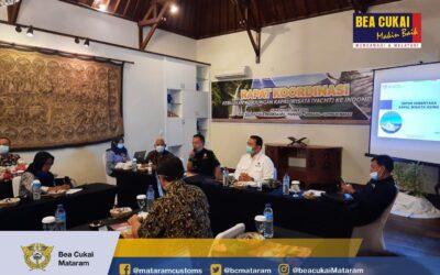 Rapat Koordinasi Kebijakan Kunjungan Kapal Wisata Asing